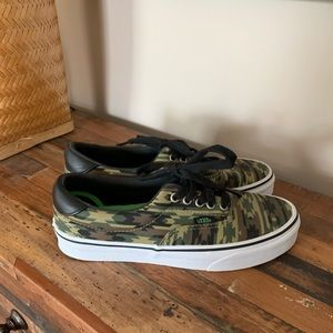 b9388a3dad Vans Shoes - Vans Era 59 Native Camo Black Skate Shoes NWOT